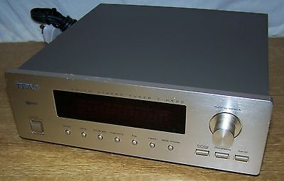 TEAC T-H300 REFERENCE SERIES AM/FM STEREO TUNER WITH RDS *SUPER SOUND* Free Post