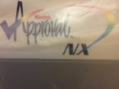 Kodak Approval NX and XP4 with laminator