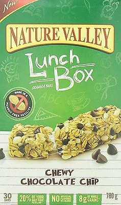 Nature Valley Chewy Chocolate Chip Lunch Box, 30 Count, 780 Gram
