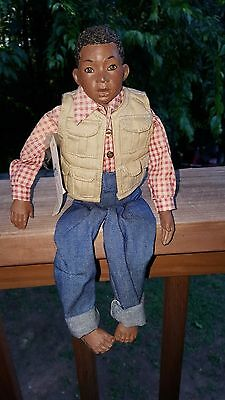 Daddy' Long Legs Anthony Doll with Original Tag