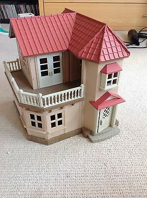 Sylvanian House, doll house toy