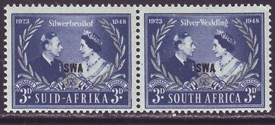 South West Africa 1948 SC 159 MNH Silver Wedding