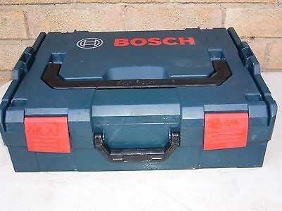BOSCH Sortimo L-Boxx Stackable Tool Case Box Systainer