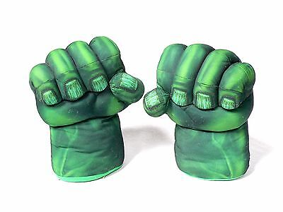 Hulk Smash Hands Super-sized Plush Punching Boxing Fists