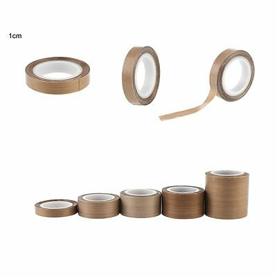 1 Roll Wearable PTFE Non-Stick Ribbon High Temperature Oven Teflon Tape