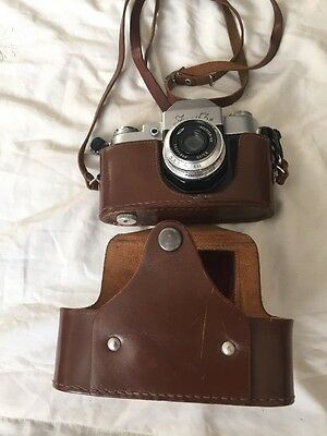 Zenit 3m Camera With Case