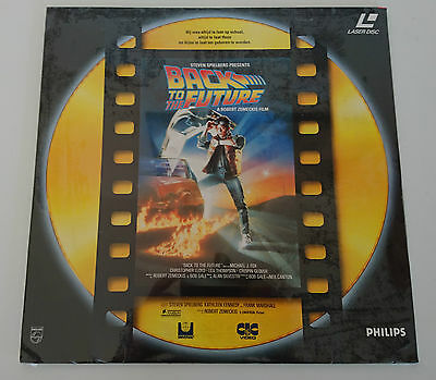 Back to the Future Ld Laser disc Pal Neu new  Michael J. Fox Robert Zemeckis