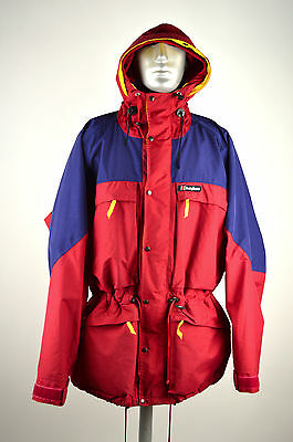 VTG Rare BERGHAUS Mera Peak Gore Tex Mens Outdoor Jacket Wind Waterproof sz XL