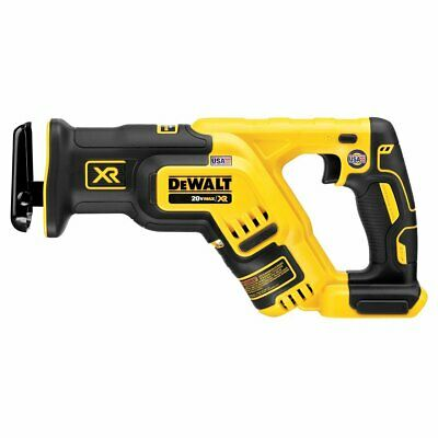 DeWALT DCS367B 20-Volt XR Brushless Magnum Compact Reciprocating Saw - Bare Tool