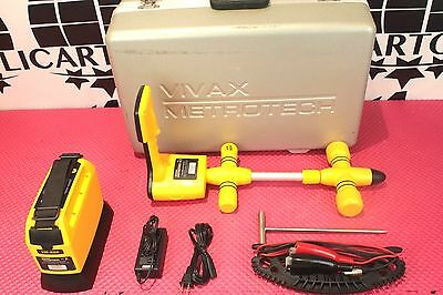 Metrotech/Vivax VM850 Locator and Transmitter Cable / Pipe Locator VM 850