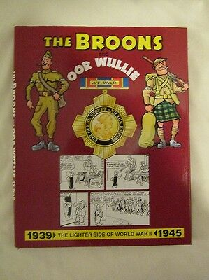 Dc Thompson - The Broons/oor Wullie Annual - 1997.