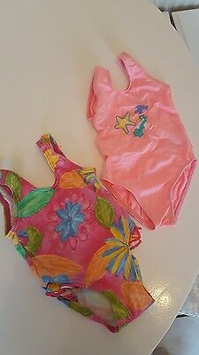 baby girl swimsuits age 3-6 months pink