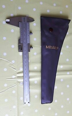 "Mitutoyo Vernier Calliper analogue 6"" or 150mm"