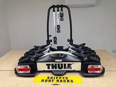 Thule 927 Velocompact 3 Bike Cycle Rack