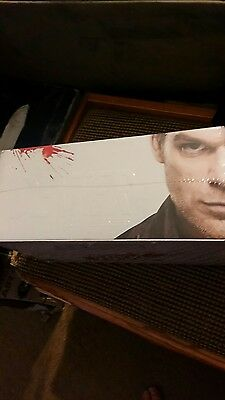 NEW SEALED Dexter: The Complete Series (DVD, 2013, 32-Disc Set)