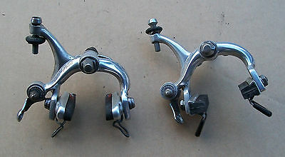 etriers freins velo campagnolo super record vintage cycling brakes callipers