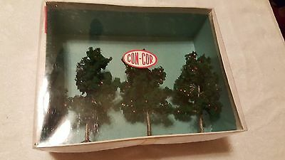Con-Cor Trains* Accessories * Scenery Products / Apple Trees / #ccs-452