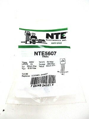 New Nte Electronics Nte5607 Triac