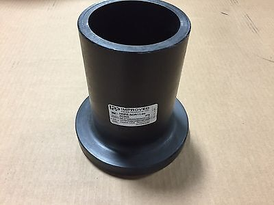 "4"" DR 11 IPS Flange Adapter HDPE"