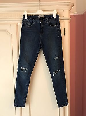 New Look Skinny Jeans 12 Ripped Gorgeous