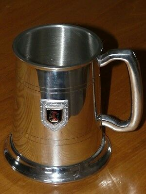 Vintage English Pewter Made in Sheffield Mug
