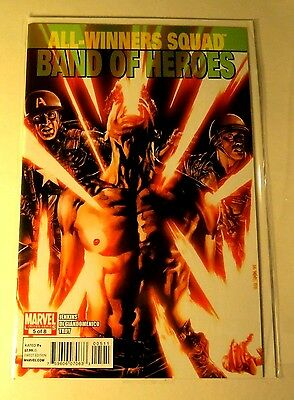 Band of Heroes #5 of 8  Marvel Modern Age  CB1892