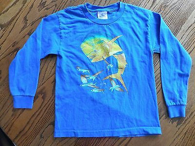 Guy Harvey Long Sleeve T shirt Boys/Girls/Unisex size S ?