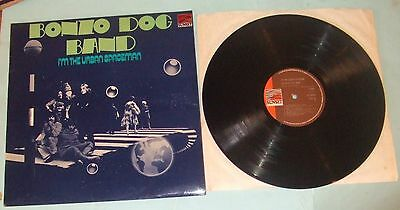 The Bonzo Dog Band LP - I`m The Urban Spaceman.Sunset Label A/B. Flawless Player