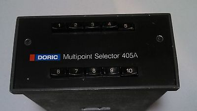 Doric 405A Multipoint Selector
