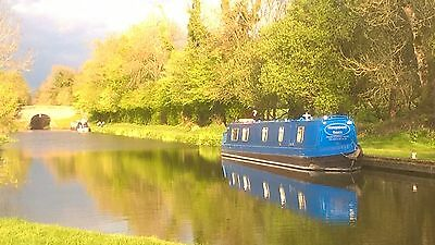 Narrowboat Barge Holiday on the Kennet and Avon Mon 26th June 4 Nights holiday
