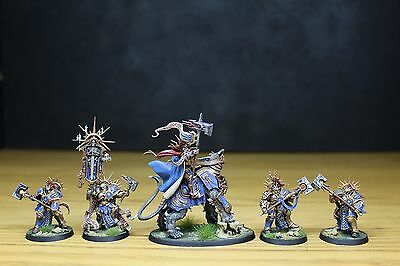 Warhammer Age of Sigmar Starter Set NEW with Well painted miniatures set 1