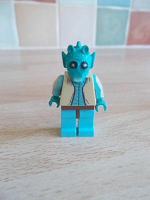 Lego Star Wars Greedo Original Minifigure 4501 Cantina