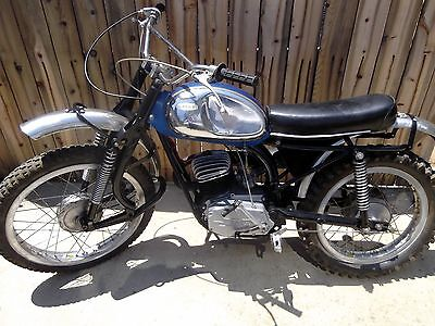 1969 Other Makes cross country  1969 sachs/penton 125 cross country