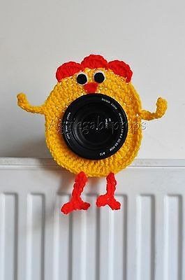 camera lens buddy little chicken photo props
