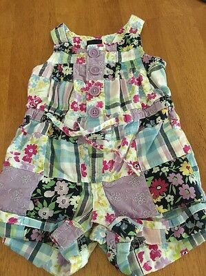 Baby Gap Infant Girl's One-Piece Outfit, Size 3-6 Months