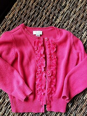 childrens place 18-24 month cardigan pink