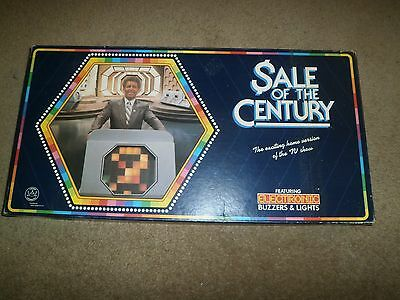 Sale Of The Century Board Game With Tony Barber ~ Vintage Retro