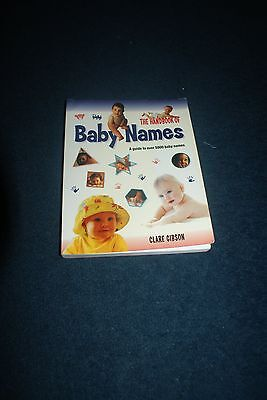 Baby Names Book/Baby Names