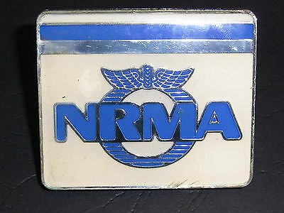 NRMA Car Badge (NRMA Type 4) very good condition