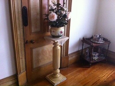 Lovely Antique Pedestal/Plant Stand