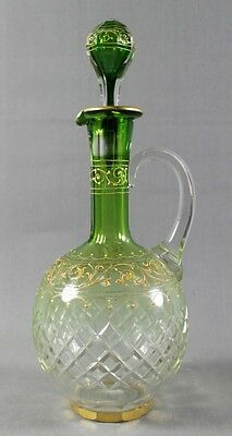 Moser Bottle With Top