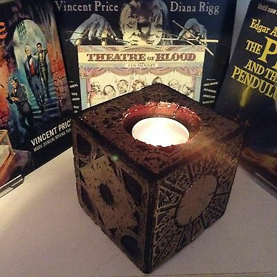 To Scale Hellraiser Lament Configuration Tea Light Holder