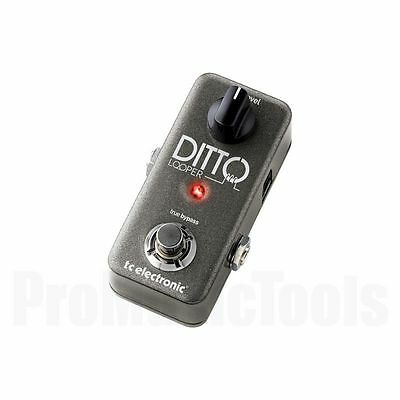 TC Electronic Ditto Looper - b-stock 1x opened box *NEW* t.c. pedal flashback x4