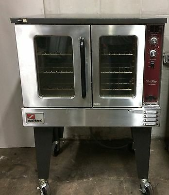 Southbend SLES/10SC Single Full Size Convection Oven 208/240v