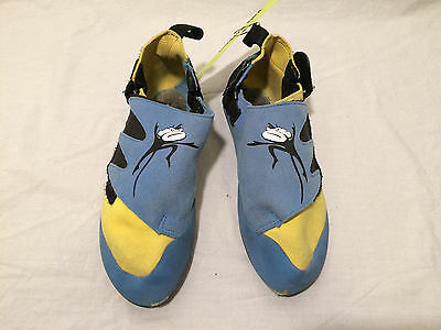 Science Friction Rock Climbing Shoes Size 5