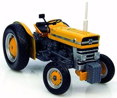 Uh 1/32 Scale 1964 135 Massey Ferguson Industrial Tractor Diecast New