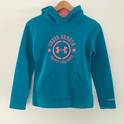 Under Armour Hoodie Size M/10-12 Girl