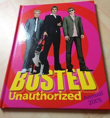 Busted Unauthorised Annual