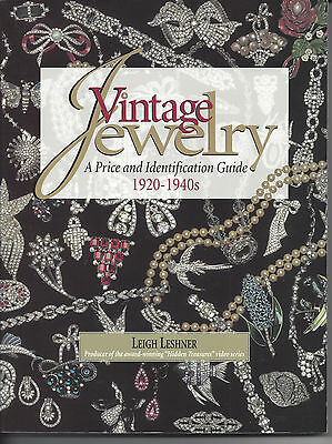 Vintage Jewelry A Price & Identification Guide 1920-1940s by Leigh Leshner, 2002