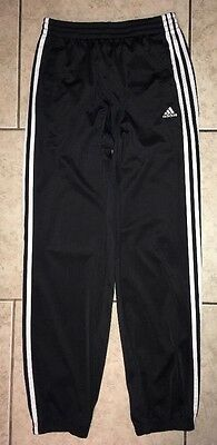 Adidas Climalite Athletic Workout Pants w/ Elastic Ankles Size Lx29, 13-14 Youth